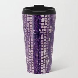 stone tile 4378 ultra violet Metal Travel Mug