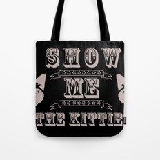 The Kitties Tote Bag