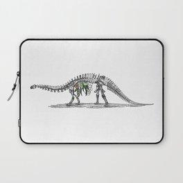 Brachio-foliage-asaurus Laptop Sleeve