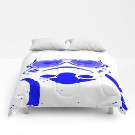 Blue Trooper Comforters