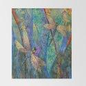 Colorful Dragonflies by debramiller