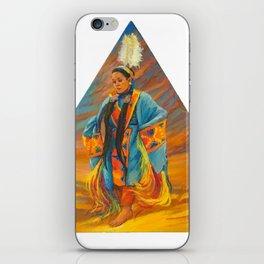 Sky Dance iPhone Skin