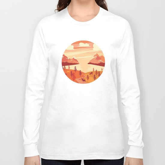 My Nature Collection No. 29 Long Sleeve T-shirt