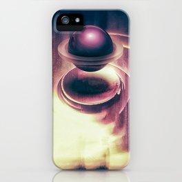 coalesce iPhone Case