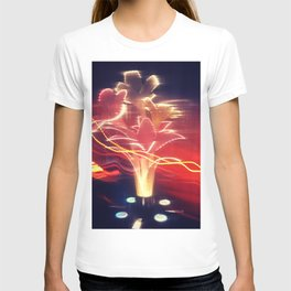 Electric Flowers T-shirt