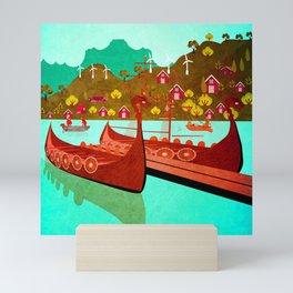 Norway 3 Mini Art Print