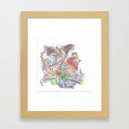 Mahtohk Framed Art Print