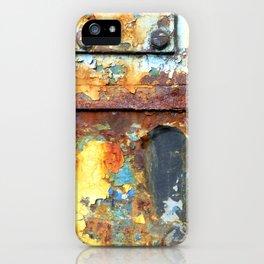Colors of Rust / ROSTart iPhone Case