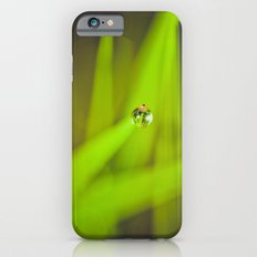 green drops Slim Case iPhone 6s