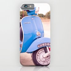 Mod Style in Blue iPhone 6s Slim Case