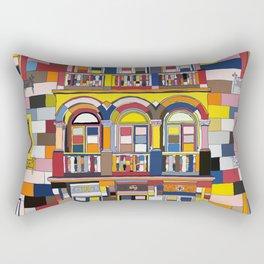 Tornillo Eterno Rectangular Pillow