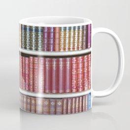 How Bookish are you? Coffee Mug