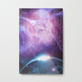 Earth Angels Metal Print