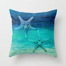 STARS OF THE SEA Throw Pillow