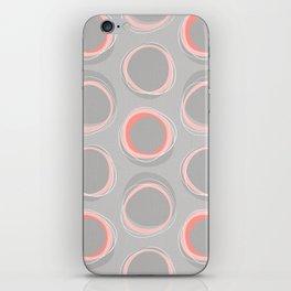 Solar Eclipse MCM Baby Rose iPhone Skin