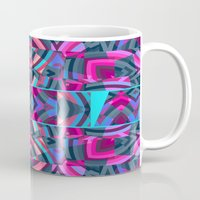 passion Mugs featuring Passion by Ornaart