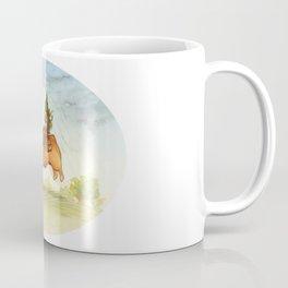 Faery mount Corgi Coffee Mug
