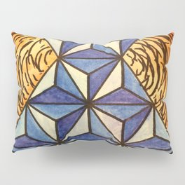 Geo Space Pillow Sham
