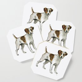 Jack Russell Terrier Coaster