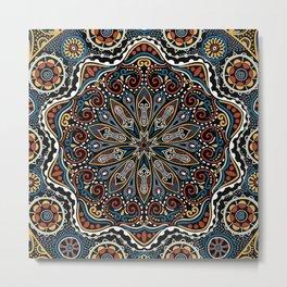 Pattern 6 Metal Print