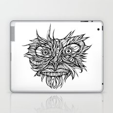 Face Flow Line Laptop & iPad Skin