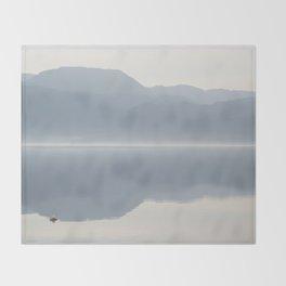 Norway3 Throw Blanket