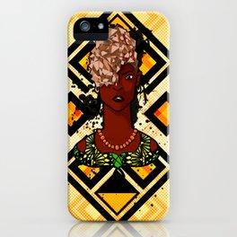 The Kuba Diamond iPhone Case
