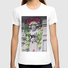 Smile - Cara Dura Proyect T-shirt
