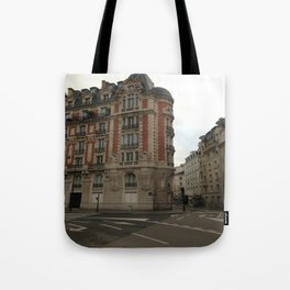 Au coin (Paris) Tote Bag