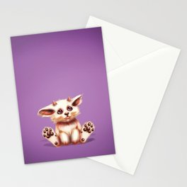 SQUEE! The Horned Foxling Stationery Cards