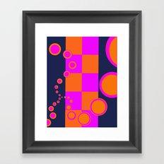 Vibration Framed Art Print