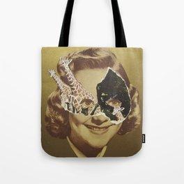 Golden Girl Tote Bag