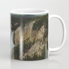 Yellowstone National Park Falls Coffee Mug