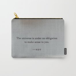 The Universe Carry-All Pouch