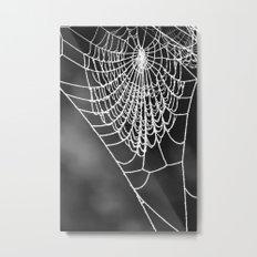 FROZEN WEB Metal Print