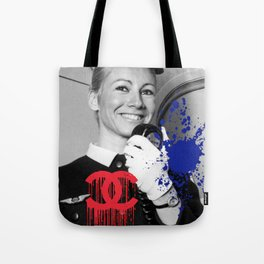 Welcome On Board Tote Bag