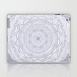 Dedication to Lucy (purple) Laptop & iPad Skin
