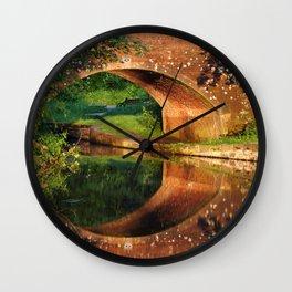 Sunlight Bridge Wall Clock