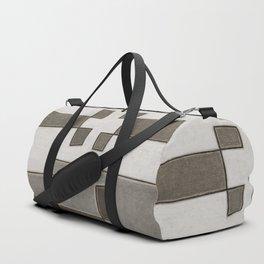 Protoglifo 10 Greyish approaching Duffle Bag