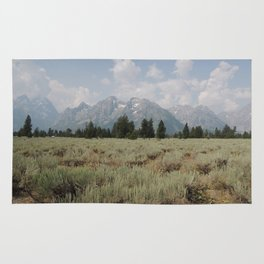 The Rockies are living, they never will die! Rug