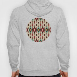 American Native Pattern No. 103 Hoody