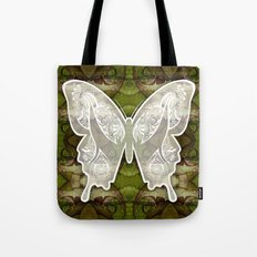 Henna Butterfly No. 3 Tote Bag