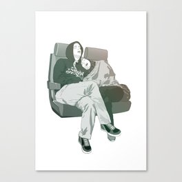 somniatore III Canvas Print