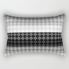 Striped geometric pattern Rectangular Pillow
