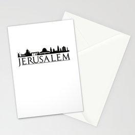 Jerusalem Israel Middle East Love Travel Stationery Cards