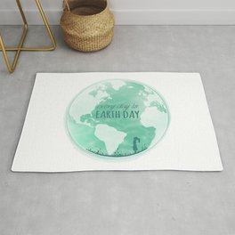 Every Day Is Earth Day - 04 Rug