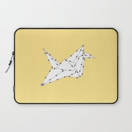 Origami Crane Laptop Sleeve
