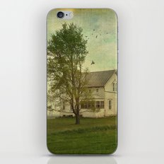Homestead iPhone & iPod Skin