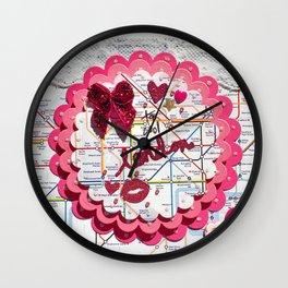 Too Cool London Wall Clock