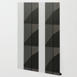 Black and White Geometric Wallpaper